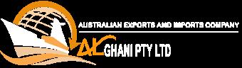 Australian Export Import Company Logo